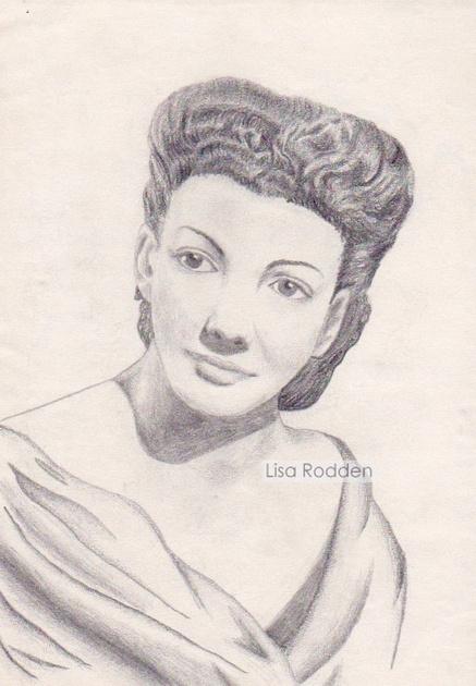 Lee Elvy by Lisa Rodden